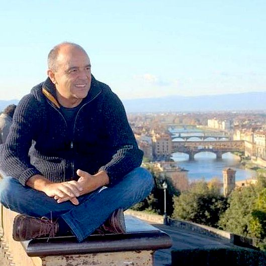 Giovanni Sirabella, your driver guide in Tuscany