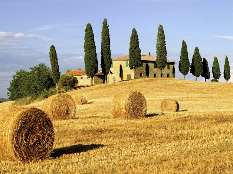 private tours of Tuscany